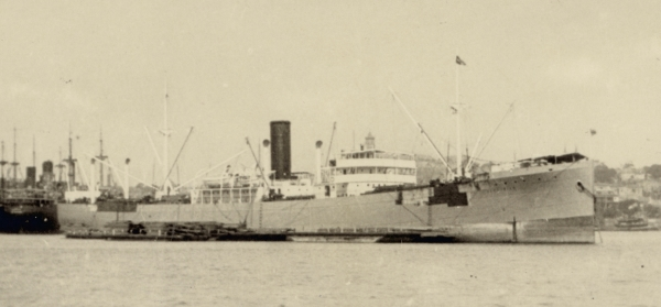 7 September 1940 worldwartwo.filminspector.com cargo ship Neptunian