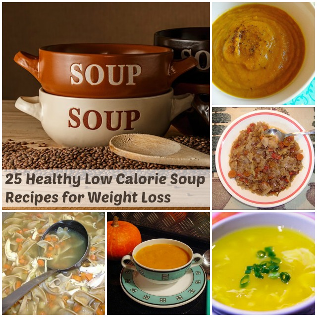 25 Healthy Soup Recipes For Weight Loss