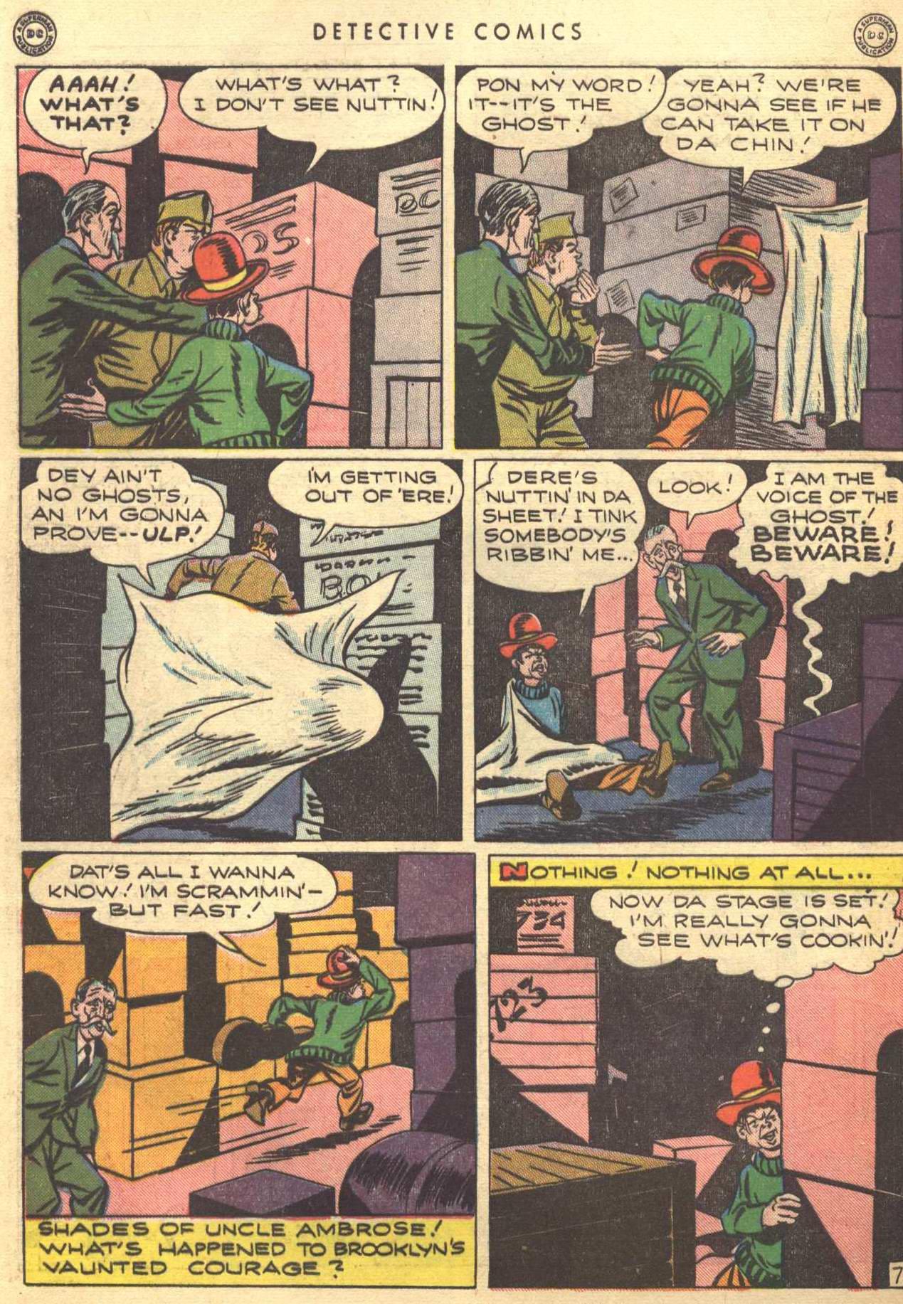 Read online Detective Comics (1937) comic -  Issue #104 - 46