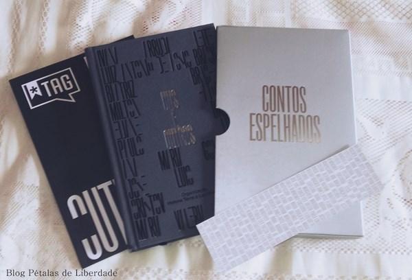 Unboxing, TAG-Experiências-Literárias, tag-livros, uns-e-outros-contos-espelhados, caixa-de-julho-de-2017