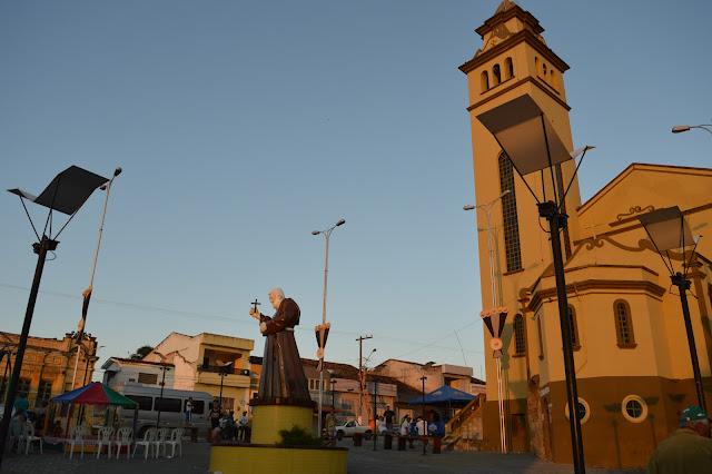 ROMARIA: Ultimos ajustes para a grande festa do romeiros estão a todo vapor em São Joaquim do Monte.