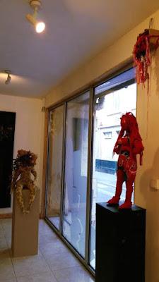 art textile, Catherine Herbertz, féminisme, poupée, art contemporain