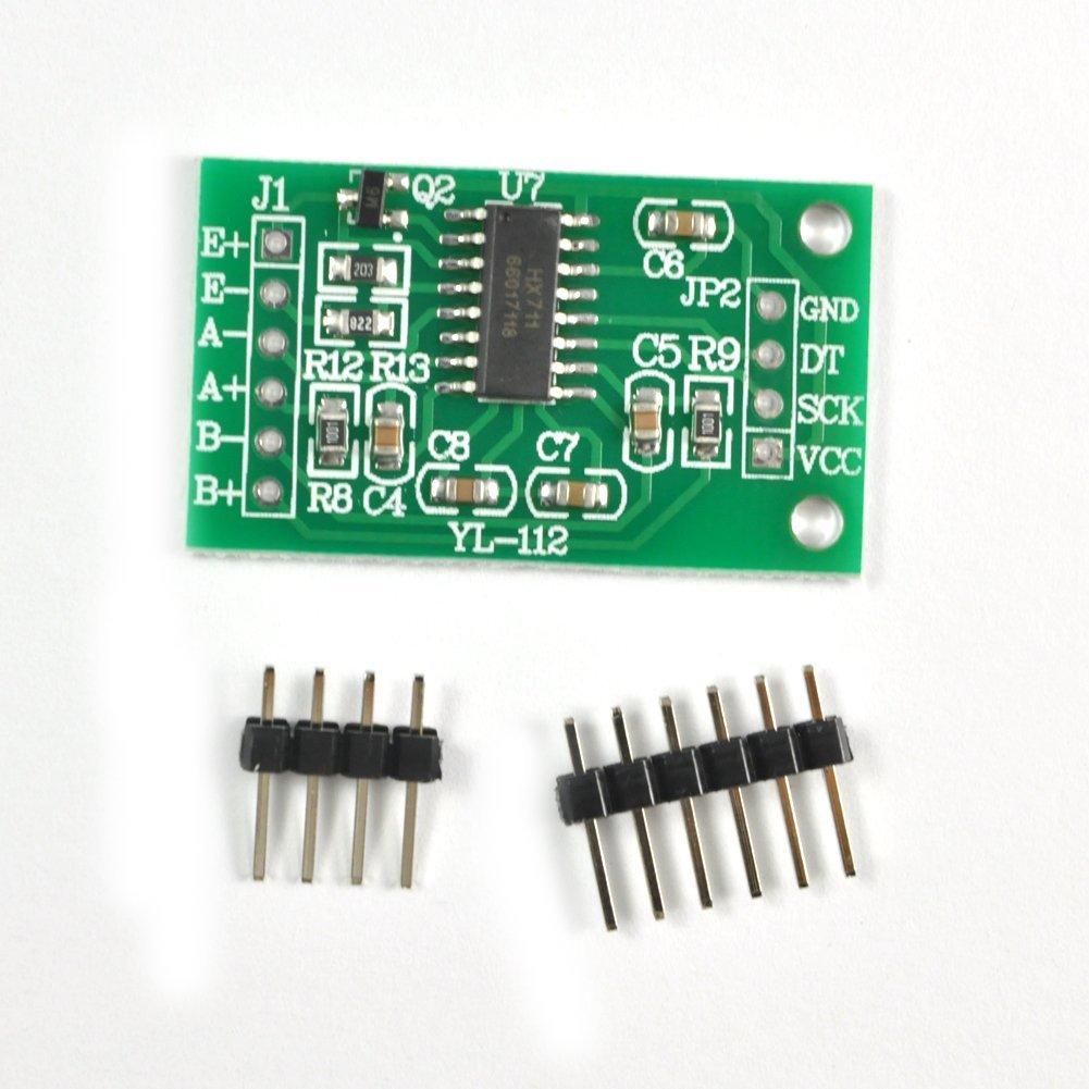 Arduino Hx711 Digital Scale - Circuit Crush