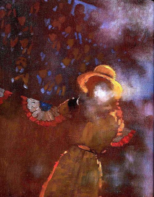 a Bernie Fuchs illustration of Annie Oakly
