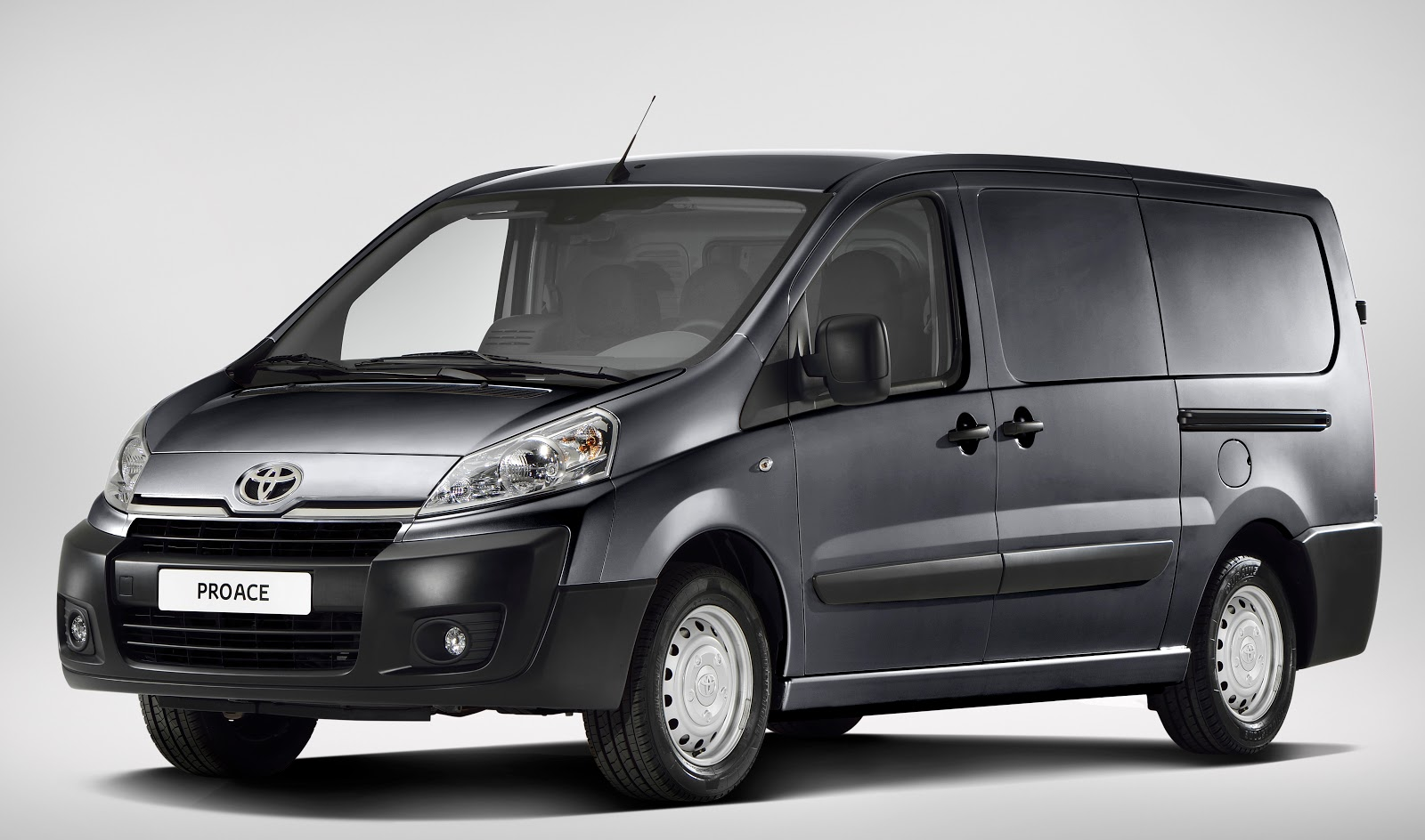 09a7adaac9 Toyota has announced a new light commercial vehicle set to go on sale early  next year in Europe