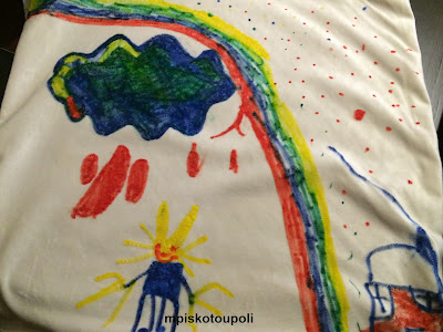 children are drawing pillows5