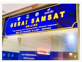 Penghapusan Denda Pajak Kendaraan Bermotor Wilayah Provinsi Banten 2018