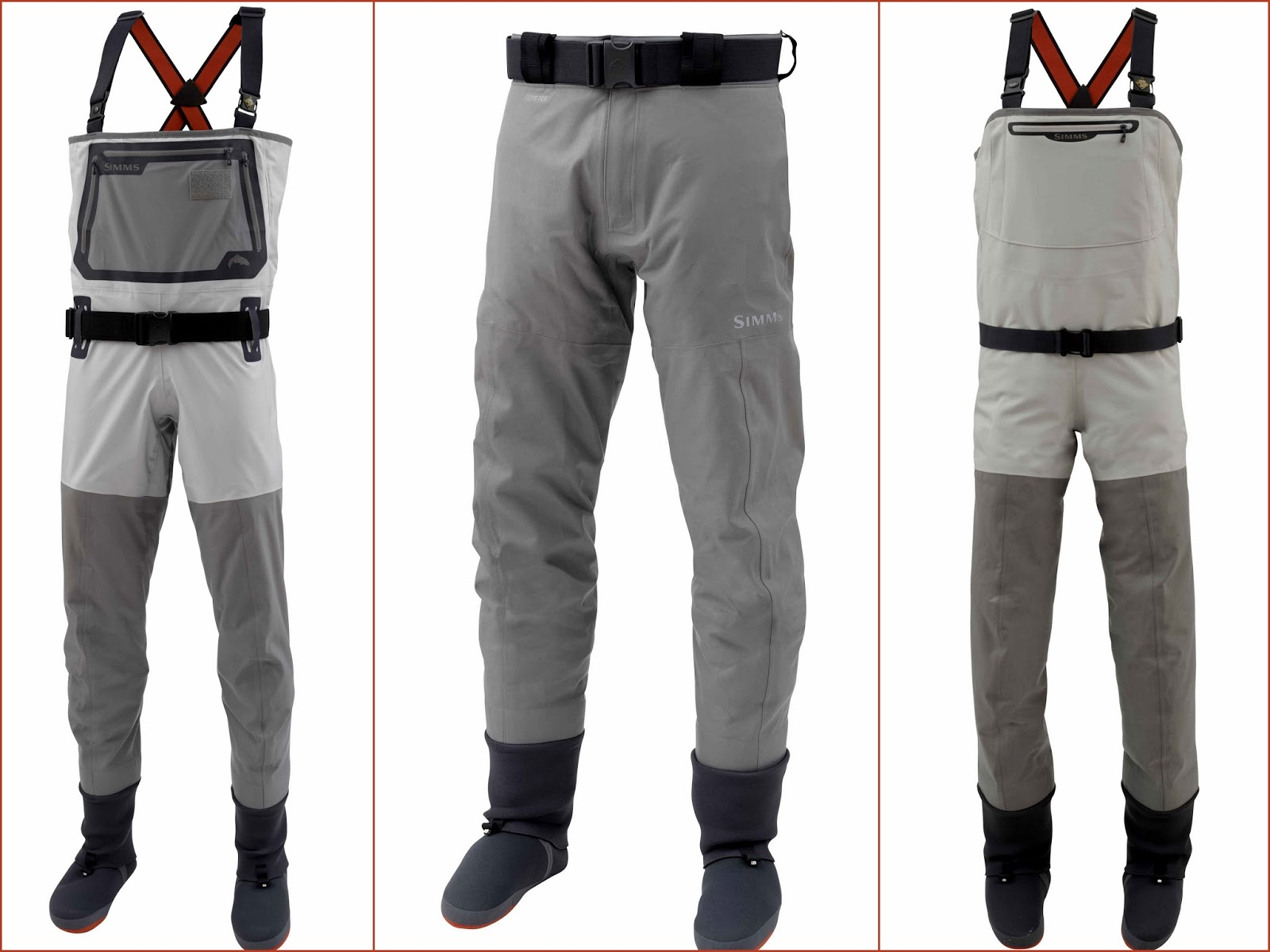Gorge fly shop blog new for 2018 simms g3 waders and for Simms fishing waders