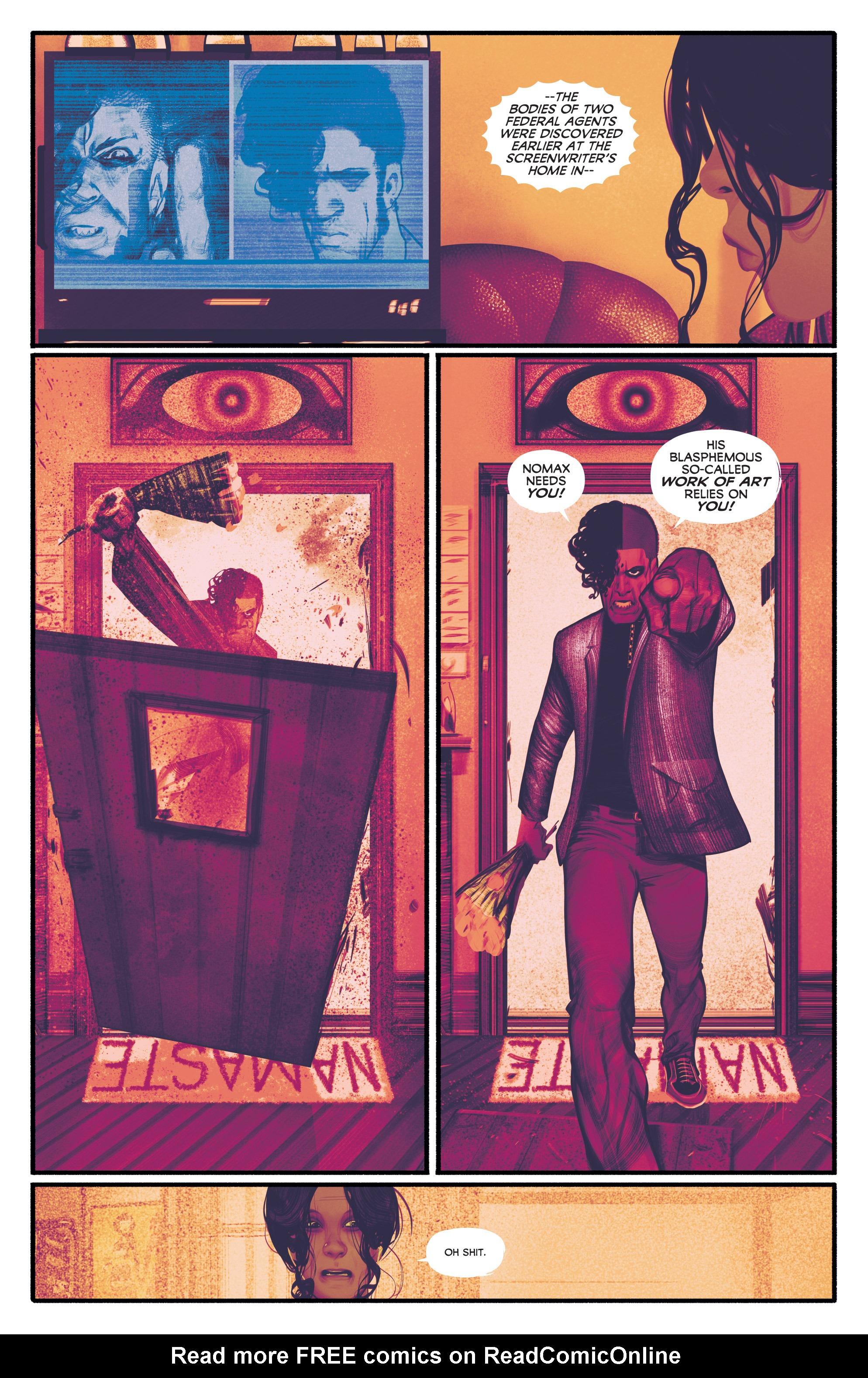 Read online Annihilator comic -  Issue #4 - 5