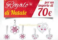 Logo Scegli e vinci gratis uno dei gioielli a tu scelta del valore di 70€