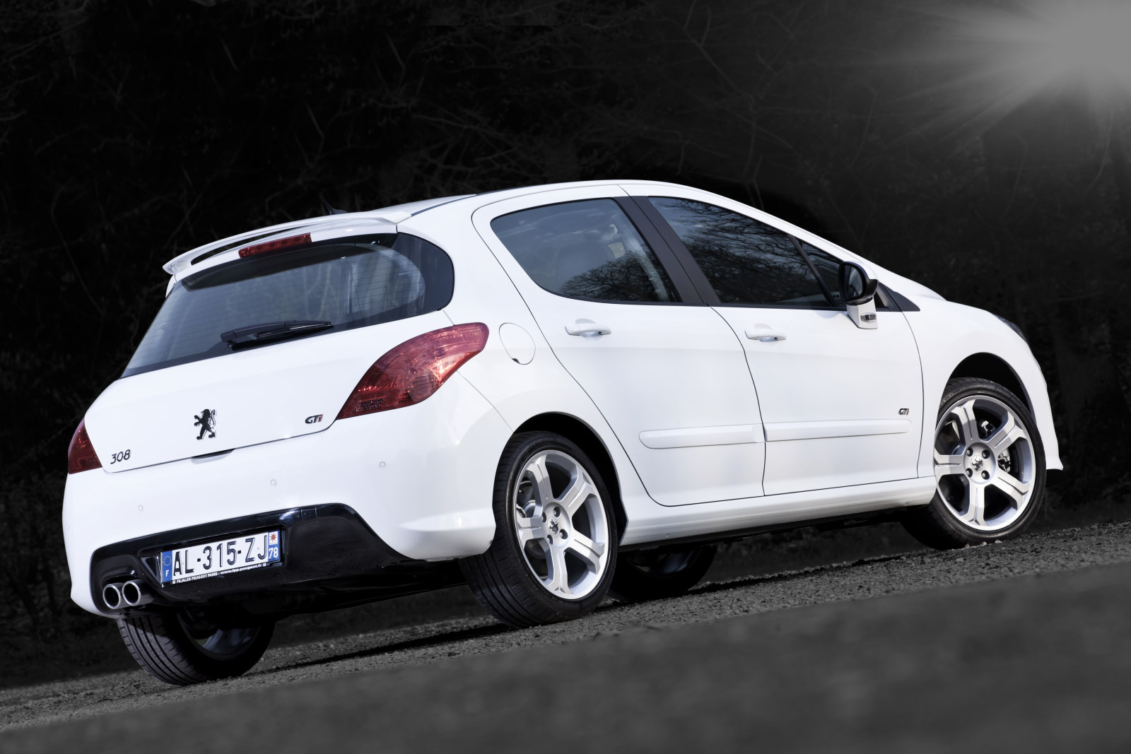 peugeot 308 gti lan ado na argentina car blog br. Black Bedroom Furniture Sets. Home Design Ideas
