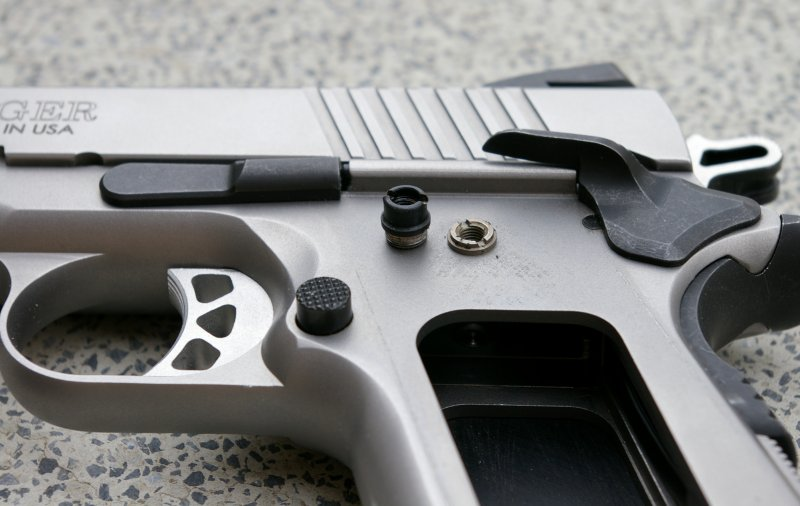 Smith Alexander Magwell Grip Review For Ruger Sr1911