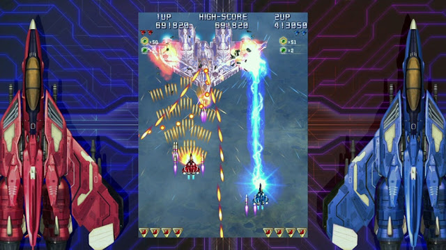 Raiden IV OverKill Download Photo