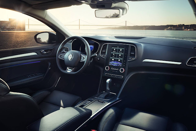 Renault Megane Sedan 2017 - interior