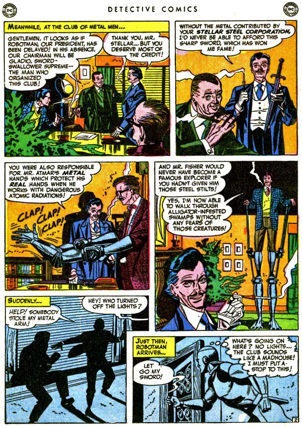 Read online Detective Comics (1937) comic -  Issue #162 - 28