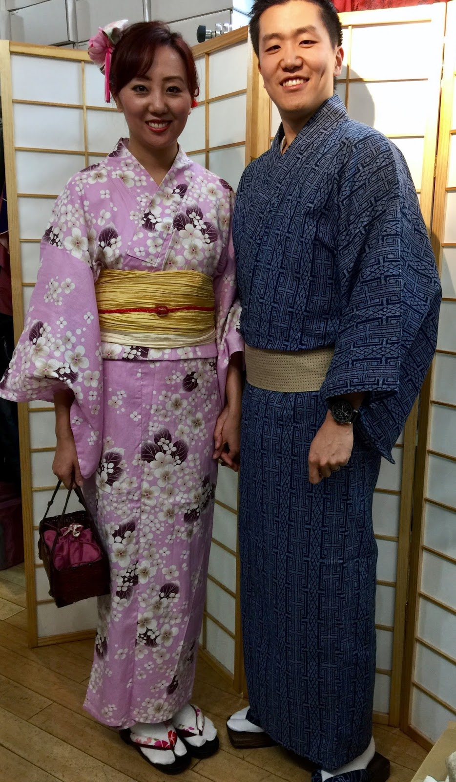 5a3062dccb It s a great chance to go out enjoy the weather and wear Japanese yukata!  Yukatas are ideal for wearing at festivals and are very comfortable for the  warmer ...