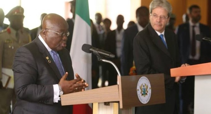 Africa Wants Candid Relation With Europe – Akufo-Addo