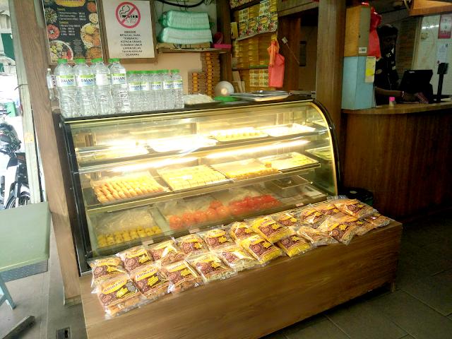 Sarapan Indian Cuisine di Restoran Abirami Kelana Jaya, Tempat makan best di Petaling Jaya, Restoran Abirami Kelana Jaya