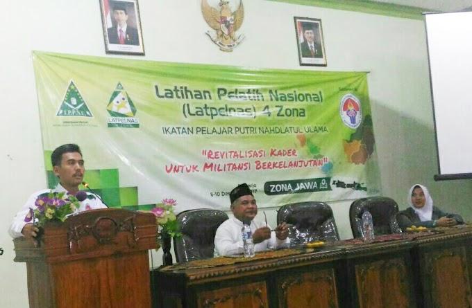 Deputi Pengembangan Pemuda Kemenpora RI Dukung Pemuda Indonesia Kutuk Penjajahan Jerusalem