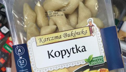 Kopytka, Karczma Bukówka