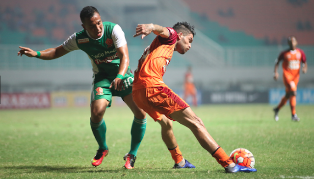 Borneo FC vs PS TNI
