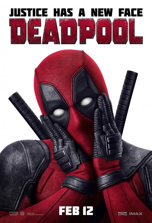 Manusia Unta Deadpool 2016