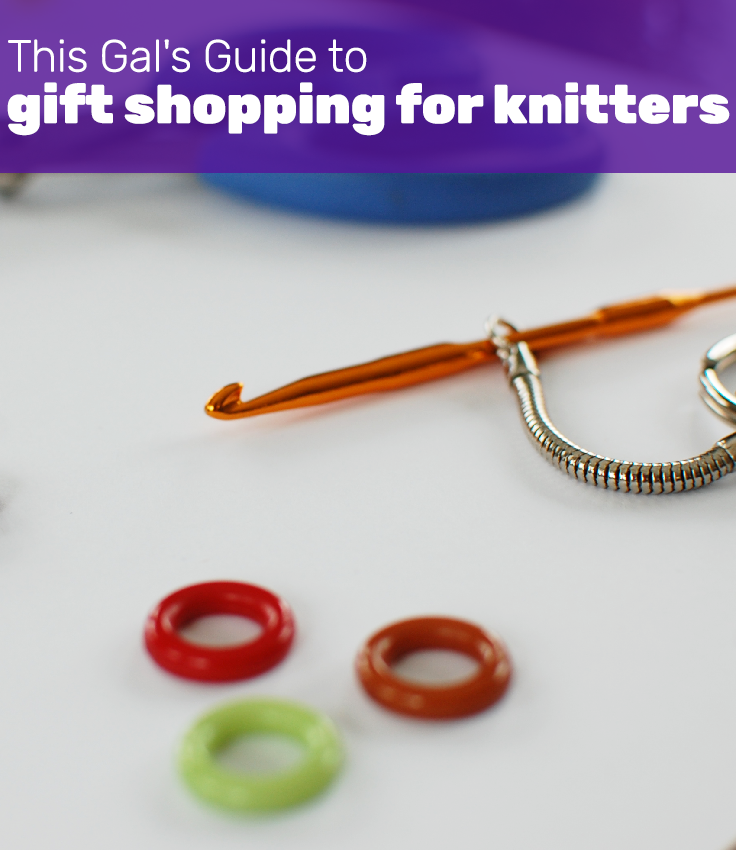 Great gift ideas for knitters