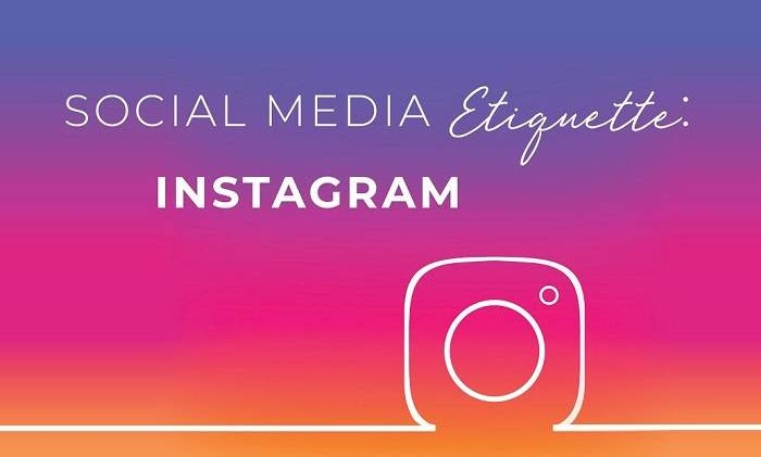 Social Media Etiquette Series: Instagram
