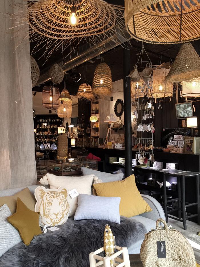 Mona Market concept store Paris