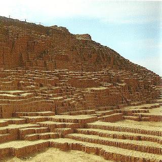 Huaca Pucllana: La Gran Piramide, em Miraflores, Lima