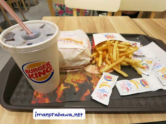 Burger King Di Singapore