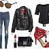 What to wear #22 | All you need is red & black