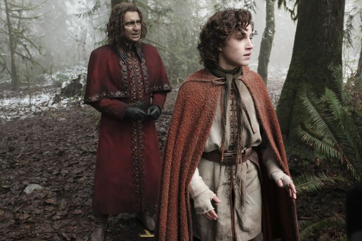 Once Upon a Time - Episode 6.13 - Ill-Boding Patterns - 2 Sneak Peeks, 2 Script Teasers, Promo, Promotional Photos & Press Release