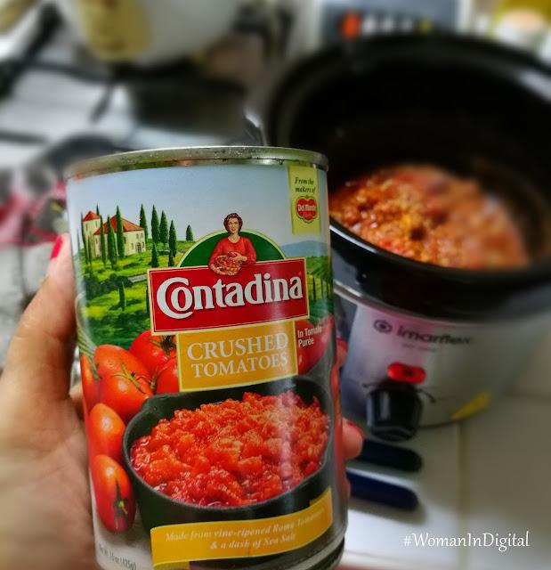 Contadina Crushed Tomato Sauce