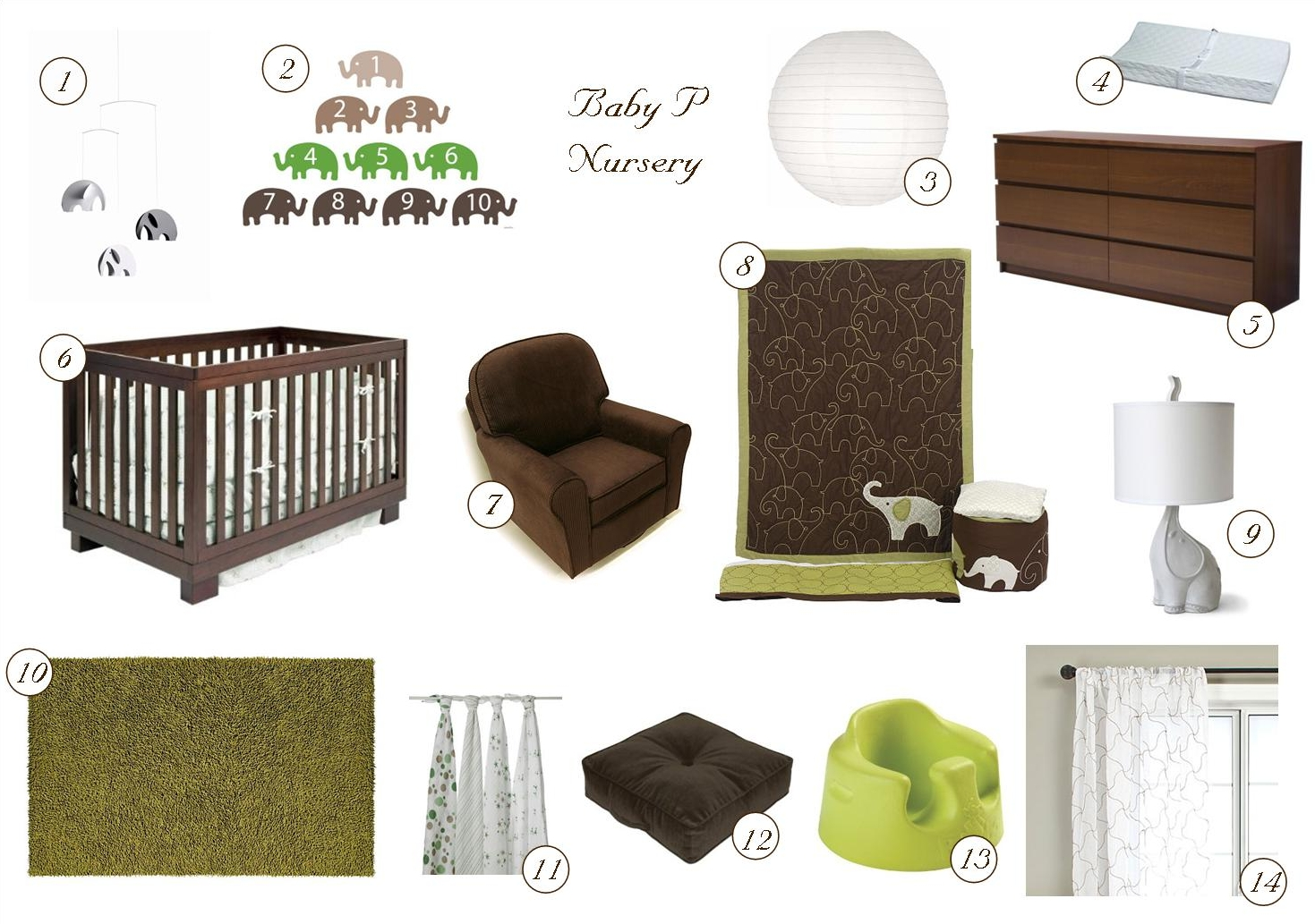 Domestic Observances Baby P Nursery