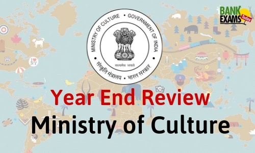 Year End Review: Ministry of Culture