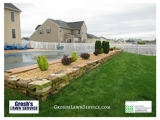groshs lawn service hardscape contractor landscape smithsburg md