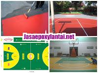 Tukang Pengecatan Lapangan Basket Berkualitas