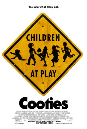 cooties old poster