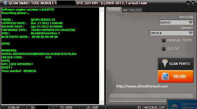 FuriousGold QCOM Smart Tool Latest version v1 0 0 Released