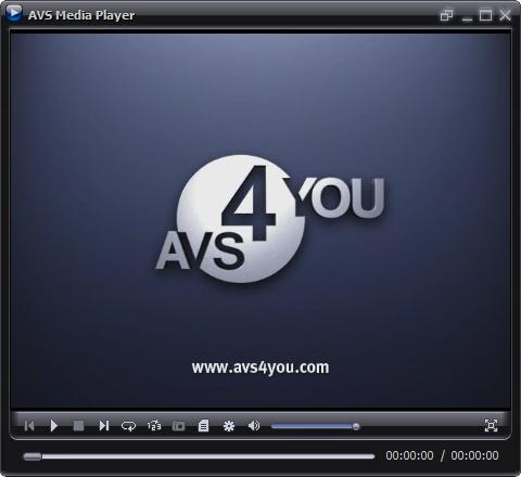 برنامج AVS Media Player لتشغيل جميع صيغ الفيديو والصوت