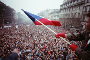 Revolução de Veludo na Tchecoslováquia (1989)