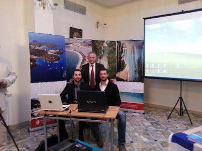 Στο Φεστιβάλ Τουρισμού 2016 στην Θεσσαλονίκη το Επιμελητήριο Θεσπρωτίας χωρίς όμως τις συναντήσεις Β2Β
