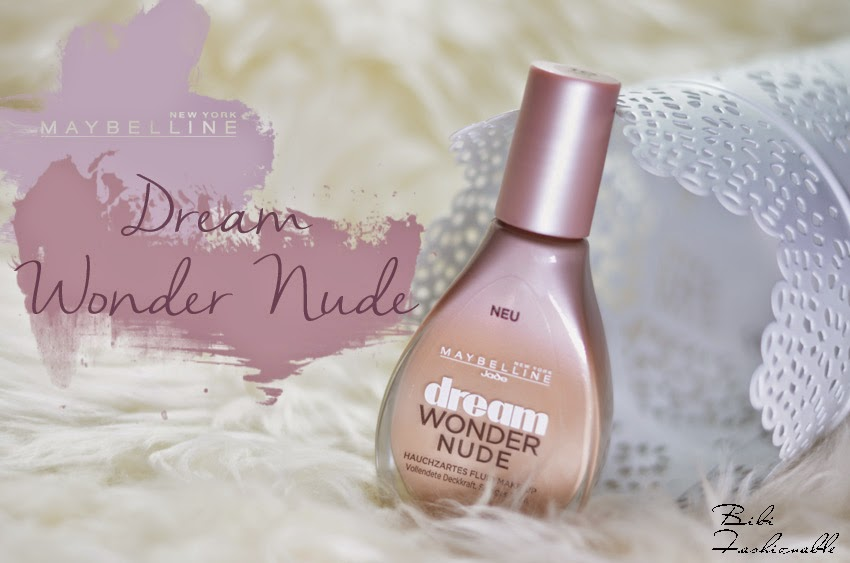 Maybelline Dream Wonder Nude Titelbild