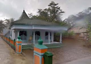 Masjid Desa Hadiluwih Ngadirojo Pacitan