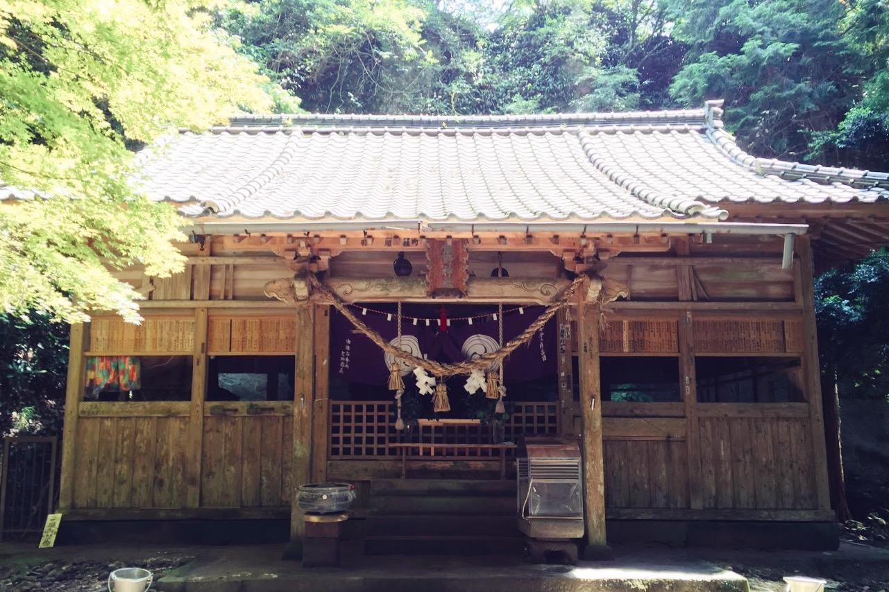 國東半島 熊野神社