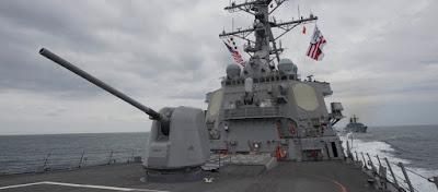 Θάλασσα Αζόφ: Το ΝΑΤΟ στέλνει πολεμικά πλοία μέσα στο στόμα της ρωσικής «αρκούδας» στην Κριμαία!
