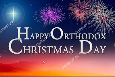 Orthodox Christmas Day