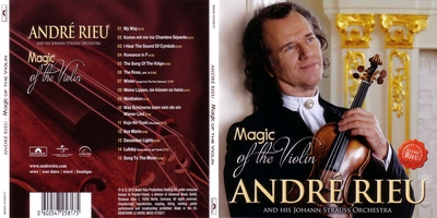 Andre Rieu The Magic Of The Violin 2015