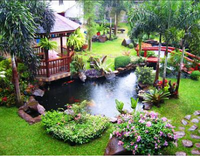 otox sudarto,Tukang taman Surabaya, desain taman Surabaya,Ampyangan, Carport, batu kerikil karpotan,  jasa taman, taman kering, taman minimalis